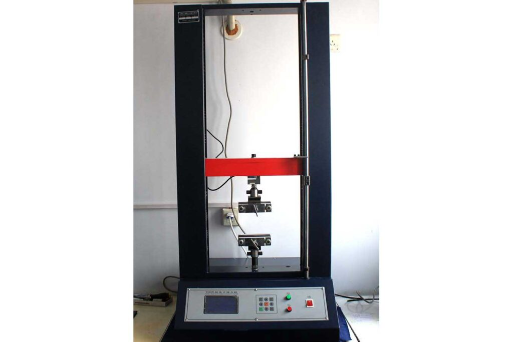 Electronic Fabric Strength Machine