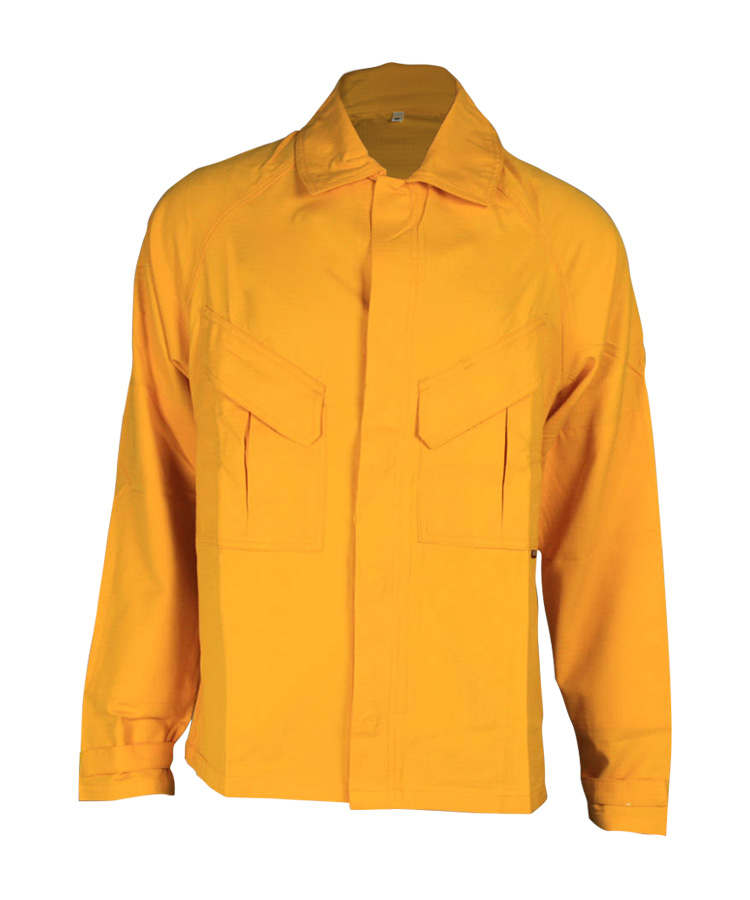 Yellow Anti Static Jacket