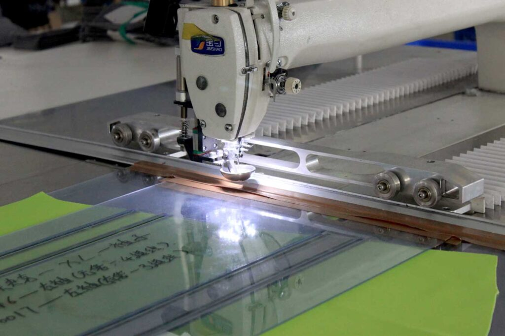 automatic template sewing machine 2