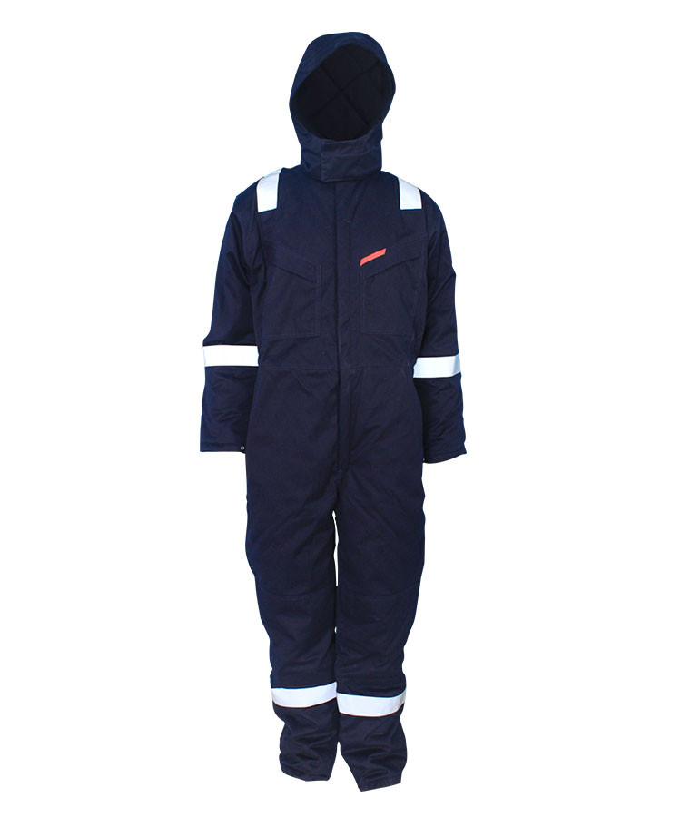 cotton fire resistant coverall