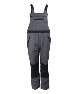 flame retardant arc proof suspender trousers