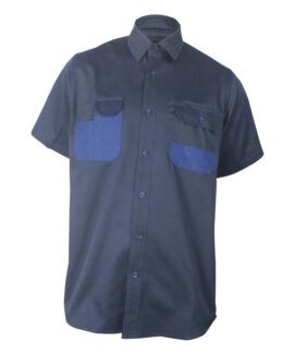 water repellent short sleeve shirt