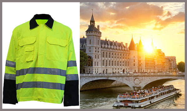 3000 Pieces High Visibility Jacket Order Placed by Central Europe Customer