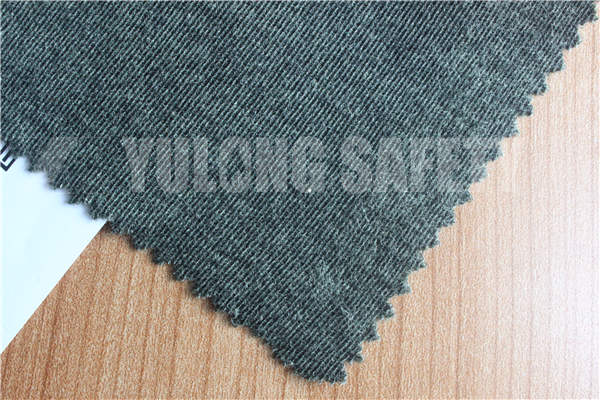 cotton knitted flame resistant fabric