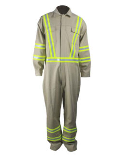 cotton nylon flame retardant coveralls