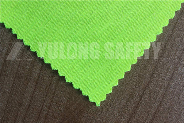 High visibility fabric