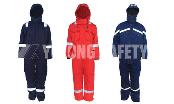 flame retardant cotton coverall