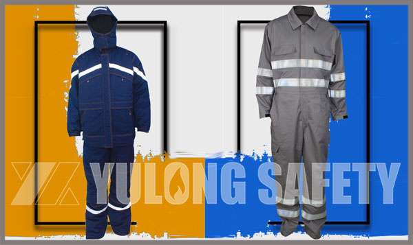 flame retardant anti-static protective clothing
