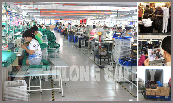 flame retardant workwear factory