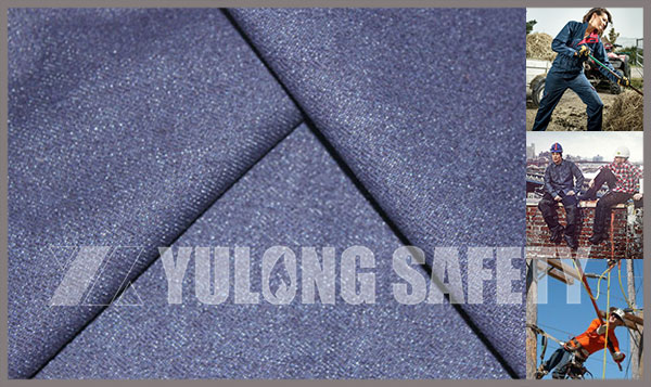 flame retardant denim fabrics