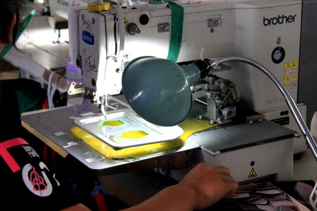 pattern template machine 2