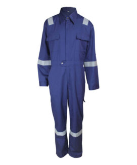 Blue Arc Preventive Coveralls