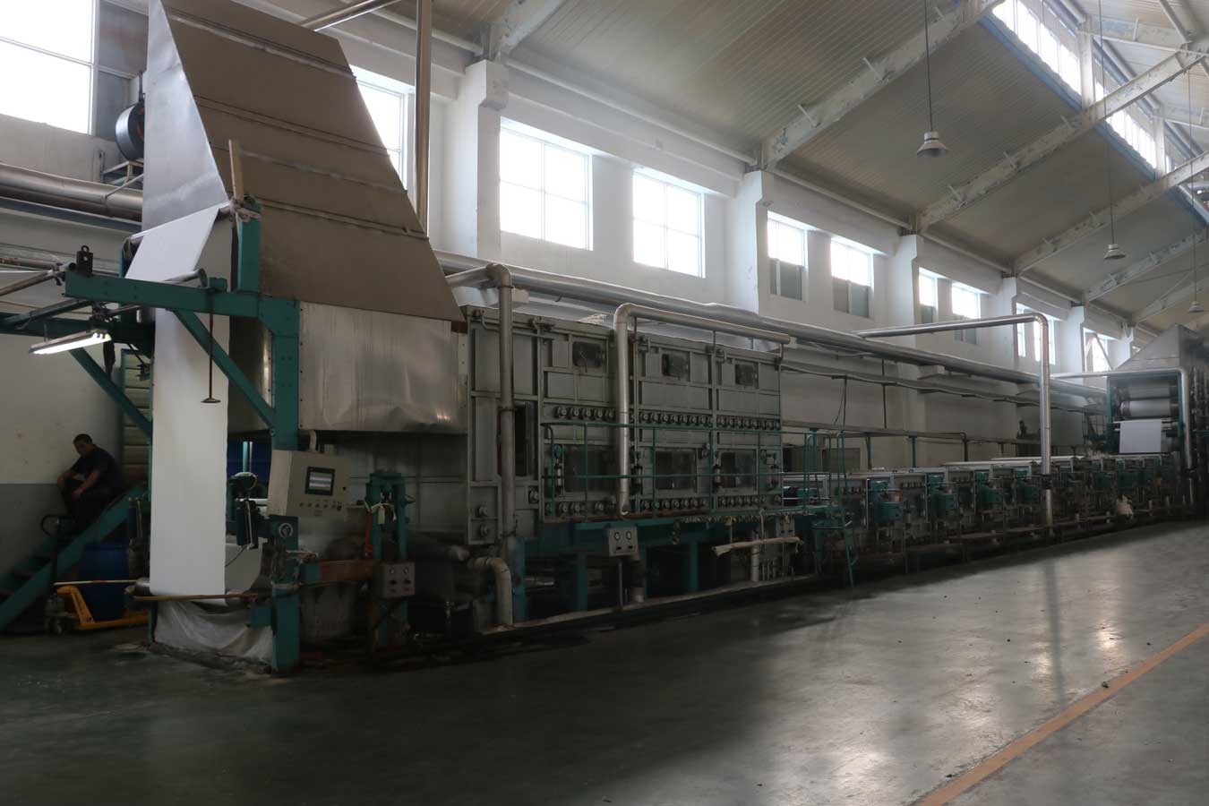 Flame Retardant Production Line 4