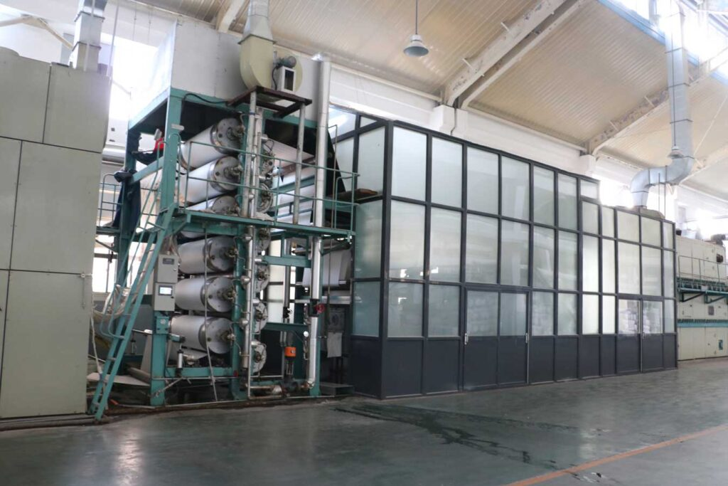 Flame Retardant Production Line 3
