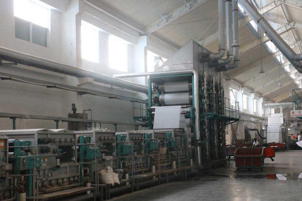Flame Retardant Production Line 6