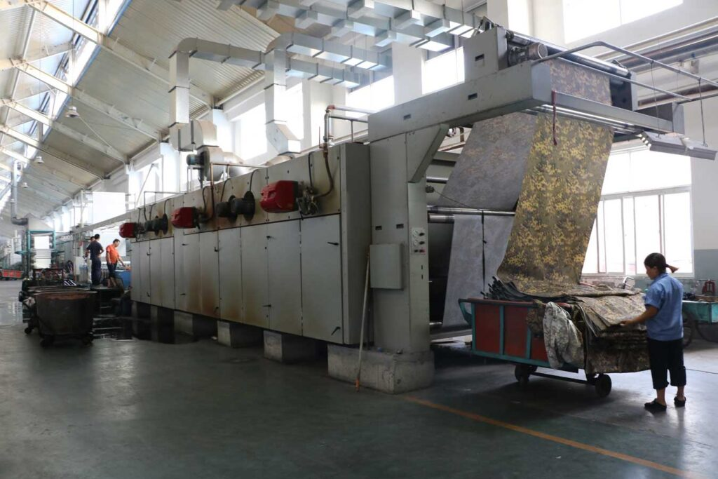 Rotary Screen Printing Production Line 2