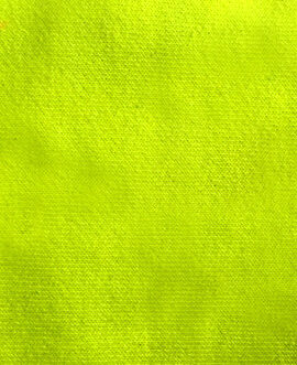 knitted single jersey modacrylic cotton fluorescent fabric