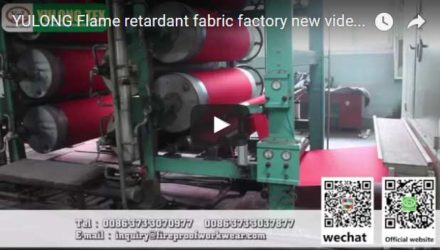 Yulong Flame Retardant Fabric Factory 2
