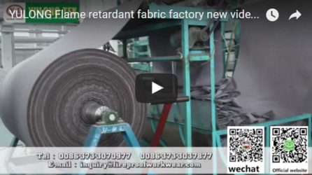 Yulong Flame Retardant Fabric Factory video 3