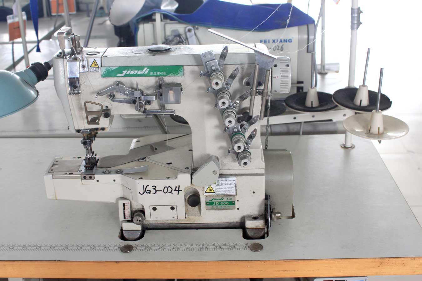 flat seam machine