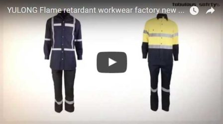 Yulong Flame Retardant Workwear Factory video 1