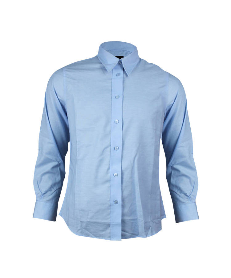 Antistatic Light Blue Shirt
