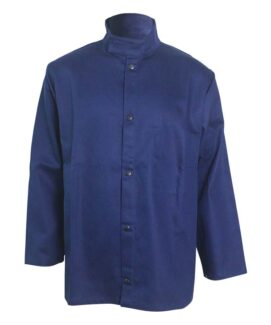 cotton nylon fire resistant jacekt