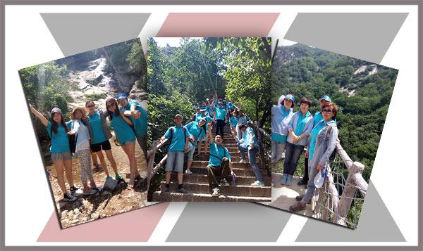 Yulong Textile Organization Cool Summer Tour