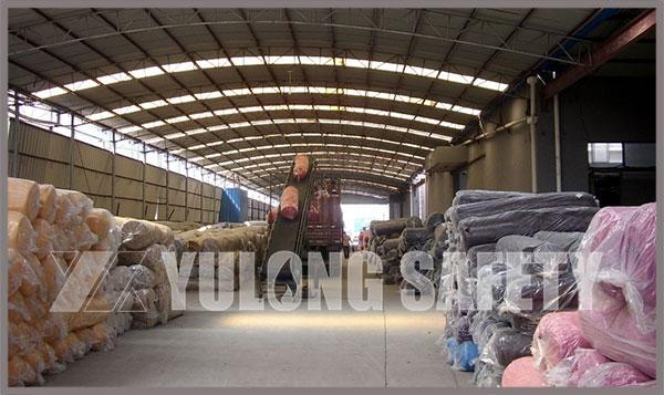 Flame Retardant Fabric warehouse