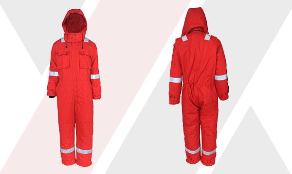 Weatherproof Flame Retardant Workwear
