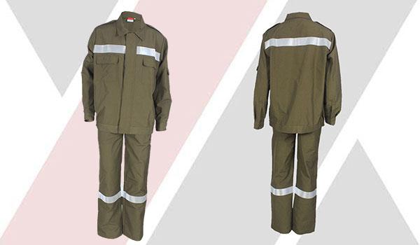flame retardant anti arc clothing