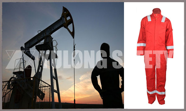 Aramid IIIA flame retardant workwear is highly praised by African customers
