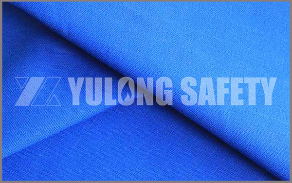 cotton nylon flame retardant antistatic water and oil proof fabric
