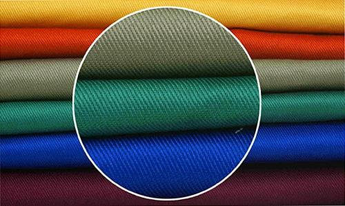The advantages and disadvantages of Cotton woven FR fabric