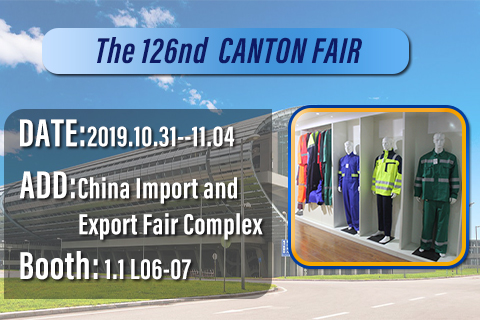 YULONG Waiting to Meet You in 2019 Autumn Canton Fair at 1.1 L06-07