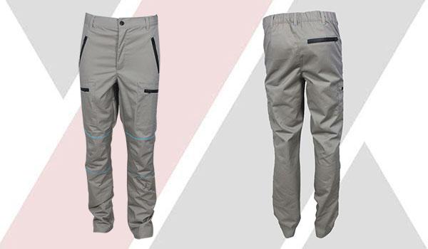 Cotton Flame Retardant Protective Pants